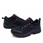Large Size Hiking Shoes Outdoor Sport Running Sneakers for Men
