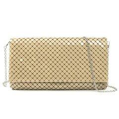 Женщины моды блестками сцепления сумка Длинный кошелек