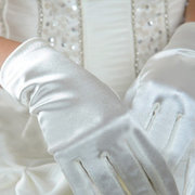 Ladies Sexy Prom Costume Wedding Evening Party Prom Gloves