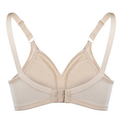Sexy Breathable Smooth No Rims Bras Full Cup Thin Bra