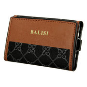 Men Women Casual Portable PU Leather Key Holder Bags