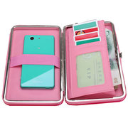 Women Cute Candy Color Wallet Card Holder