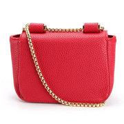 Женщины моды Crossbody сумка Кожа PU повседневные сумки на ремне Малый