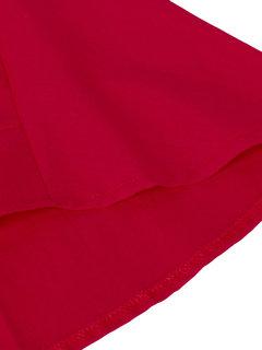 Урожай Половина рукава площади шеи Чистые рубашки цвет для женщин