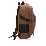 Man TravelBags Women Large Capacity Washing Canvas Backpack Climing Bags