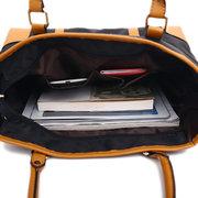 Женщины водонепроницаемый нейлон сумки заплатки вскользь Crossbody сумка