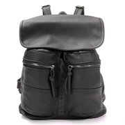 Fashion Women String Leather Backpack