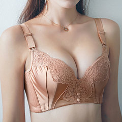 Sexy Push Up Exquisite Gather Smooth Thick Cup Underwire Adjustable Bras