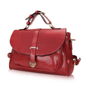 Women  Korean Style Candy Color Retro Messenger Crossbody  Bags