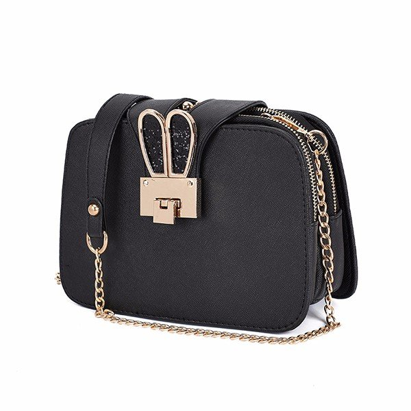 a3399fd404d0 Women Cute Bag Lovely Style Chain Three-layers Crossbody Bags Shoulder Bags