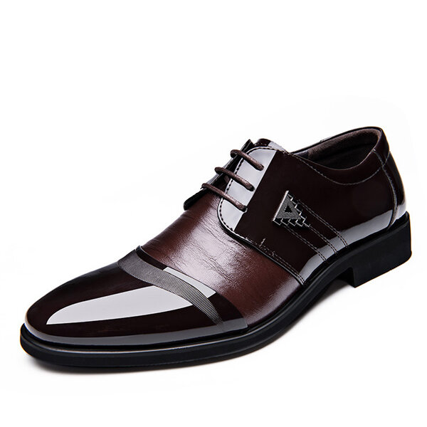 Black Wedding Shoes Boys