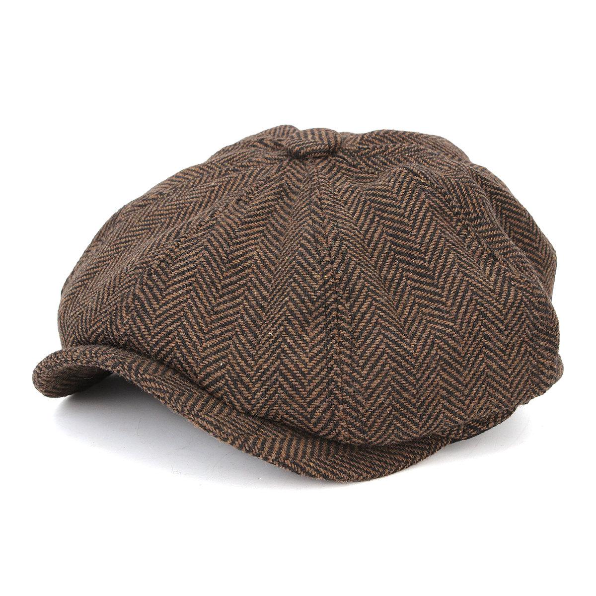 Old Fashion Mens Cap Hat
