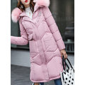 Winter Thicken Cotton Down Coats