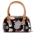 Women Casual Elegant Handbag 6inch Phone Bag Coins Bags Small Tote Makeup Bag