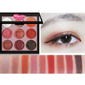 9 Colors Mermaid Eyeshadow Palette Glitter Shimmer Heart Shaped Eye Shadow Makeup