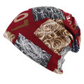 Hip-Hop Beanie Hat Multi-function Scarf Slouchy Hat