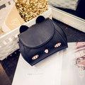 Women PU Leather Cat Crossbody Bag Cartoon Cute Bag Phone Bag