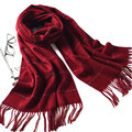 Large Grid Shawl Scarves Soft Warm Towel