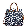 Women Elegant Nylon Handbag Multipurpose Crossbody Bag Backpack