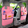Blanket Car Seat Storage Bag 13 Colors Multi-functional Bag