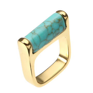 JASSY® Classic Turquoise Ring