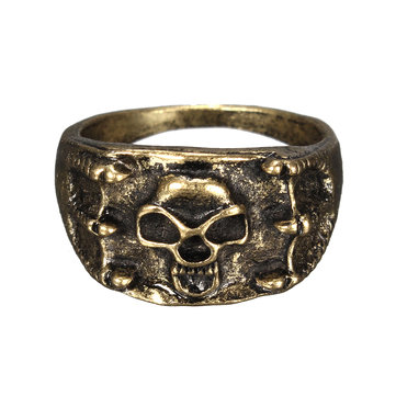 Punk Skull Claw Finger Ring