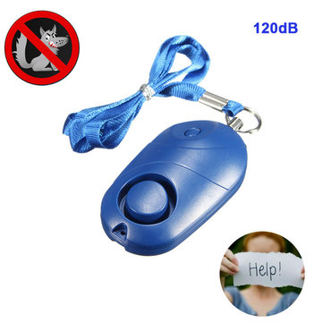 1Pcs New Girl Personal Portable Guard Safety Security  Anti-theft Alarm Avoid Lost