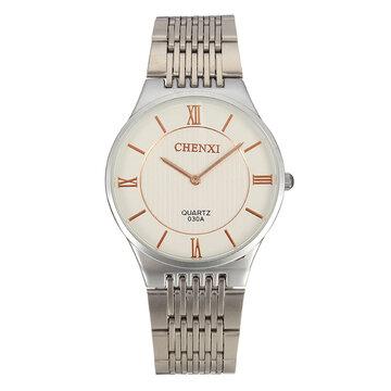 Часы CHENXI с часами из нержавеющей стали