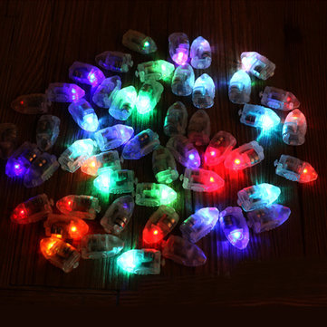 50Pcs/Lot LED Lamps Balloon Lights for Paper Lantern Balloon Christmas Party Home Decoration