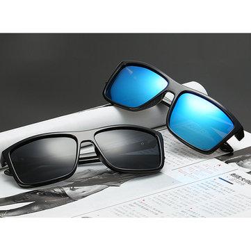 Мужские наручные спортивные солнцезащитные очки для вождения Защитные очки Путешествия Анти-УФ-очки