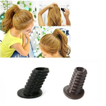 Perfect Pony Hair Lift Volume Thicker Bump Up Hairs Styling Tool