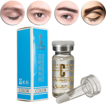 Eyebrow Tattoo Bleaching Agent In Time Permanent Makeup Pigment Removal 15ml