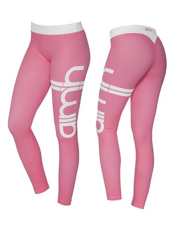 Women Stretchy Fitness Letter Printed Active Legggings