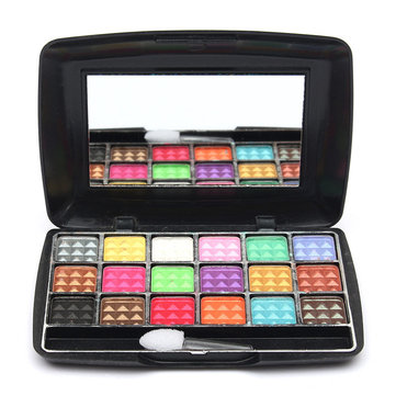 18 Colors Natural Matte Smoky Eye Shadow Eyes Makeup Palette Cosmetic Set