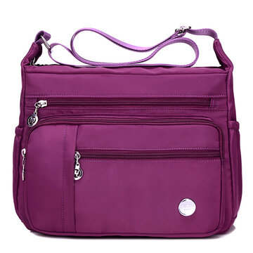 Women Waterproof  Light Shoulder Bags