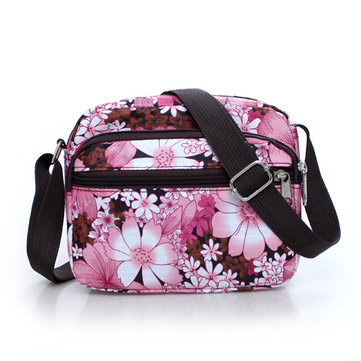 Women Nylon Lightweight Casual Shoulder Bags Crossbody Bags