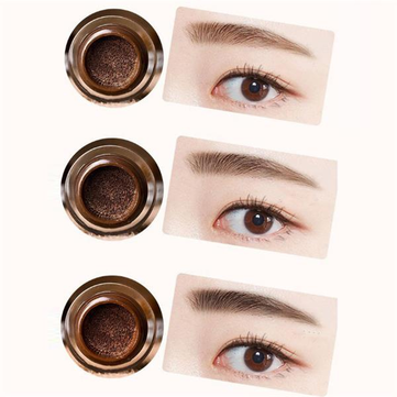 Air Cushion Eyebrow Cream Waterproof Not Blooming Eye Brow Enhancers Beauty Makeup 3 Colors