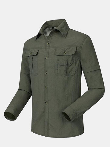 Outdoor Sports Casual Shirts