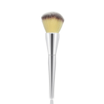 Single Loose Powder Makeup Brush Fiber Foundation Contour Cosmetic Tool