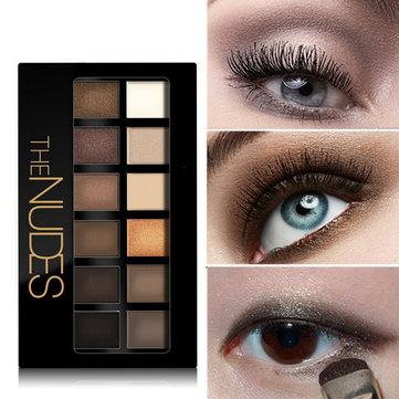 12 Colors Eye Shadow Palette