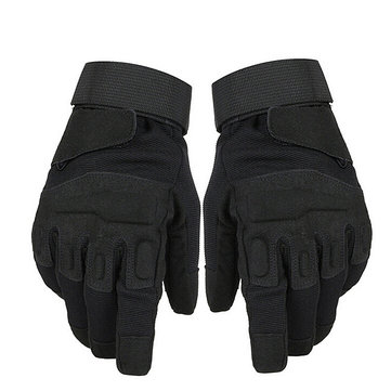 Men Outdoor Sports Gloves Blackeagle Camping Military Tactical Motorcycle Full Finger Gloves