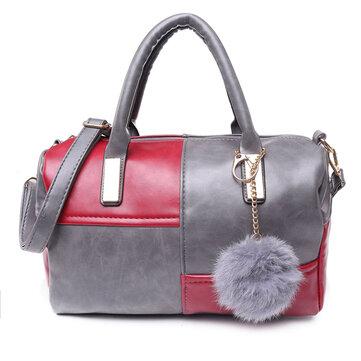 Женская стильная сумка для сращивания