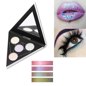 UCANBE Triangle Eyeshadow Palette