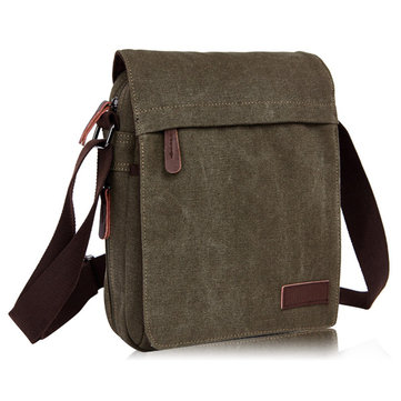 Mans Crossbody Bags Shoulder Canvas Messenger Bags Leisure Trevel Bags