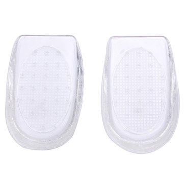 Unisex Gel Transparent Shoe Pads