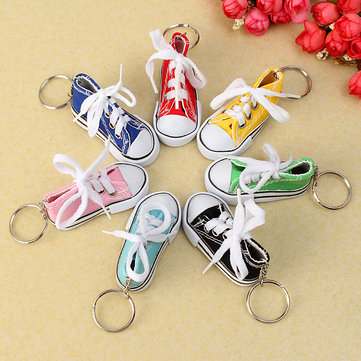 Casual Key Chain Unique Child's Cute Shoes Key Chain