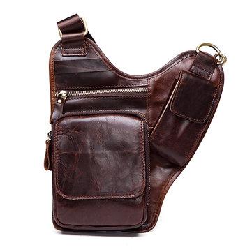 Кожаная сумка из натуральной кожи