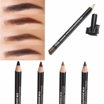 4 цвета Водонепроницаемый бровей Карандаш Pen Brush Makeup Косметические средства красоты