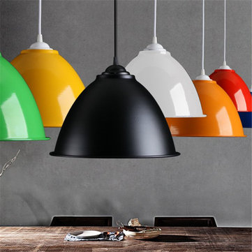 Lamp shades online cheap lamp shades for sale newchic retro industrial ceiling light pendant aloadofball Images